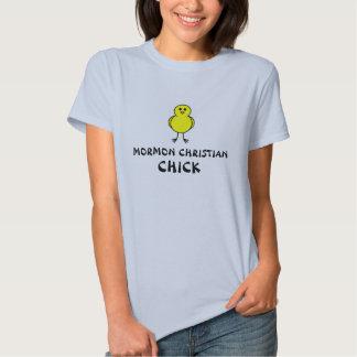 Mormon Christian Chick Shirts