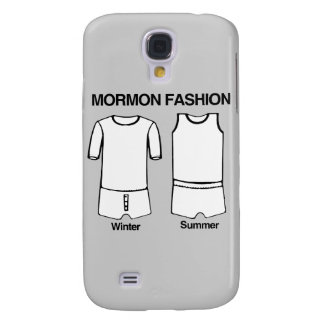 MORMON FASHION.png Galaxy S4 Case