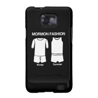 MORMON FASHION.png Samsung Galaxy SII Case