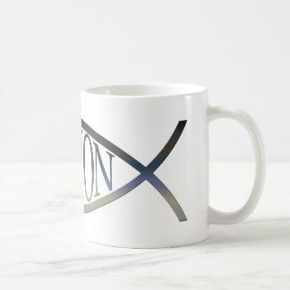 Mormon Fish Coffee Mug