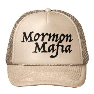Mormon Mafia Cap