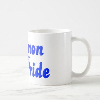 Mormon Pride Basic White Mug