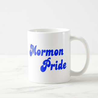 Mormon Pride Coffee Mug