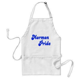 Mormon Pride Standard Apron