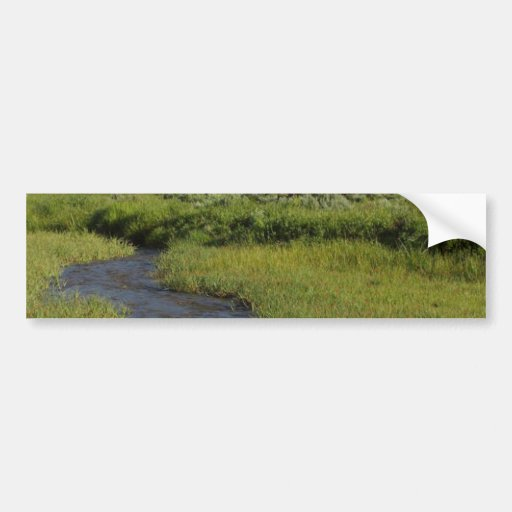 Mormon Row Abrns In Tetons National Park Bumper Stickers