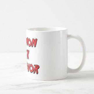 Mormon Trek Survivor Classic White Coffee Mug