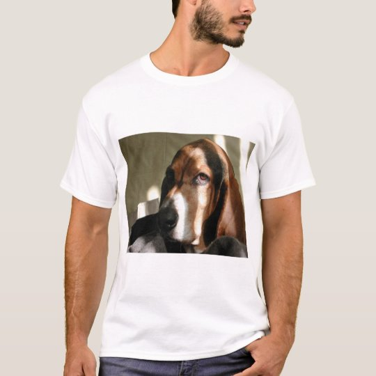 Mornin Basset T-Shirt