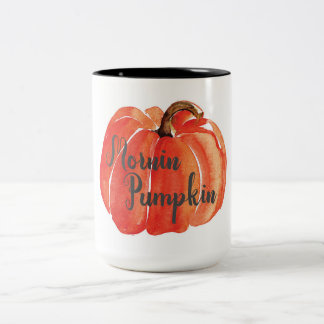 Mornin Pumpkin Coffee Mug