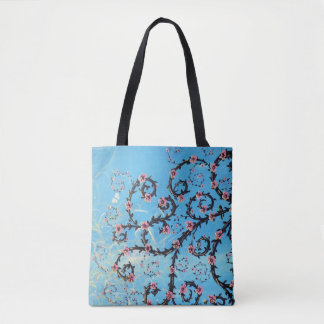 Morning Blossom Tote Bag