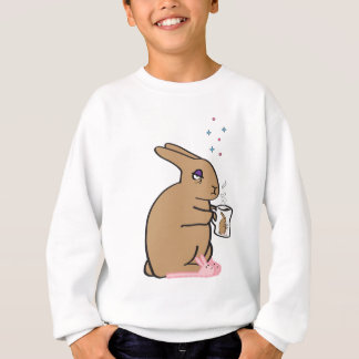 MORNING BUNNY SWEATSHIRT