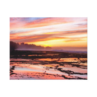 """Morning"" Canvas Canvas Print"
