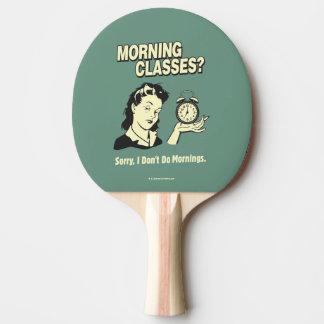 Morning Classes: I Don't Do Mornings