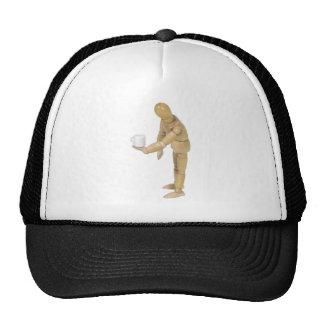 Morning coffee trucker hats