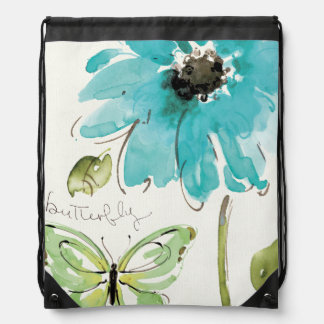 Morning Dew Drawstring Bag