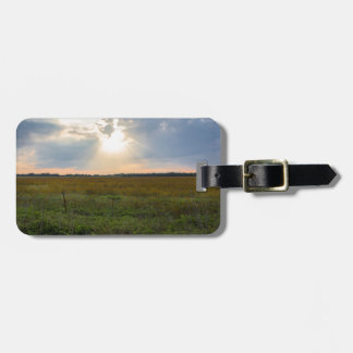 Morning Explosion Luggage Tag
