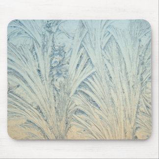 Morning Frost Mousepad