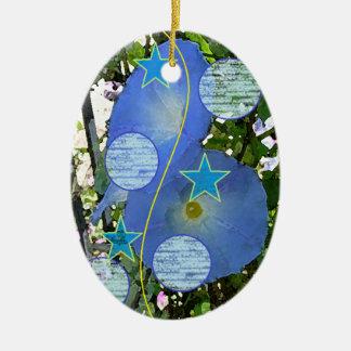 Morning Glory Bulbs Ornament