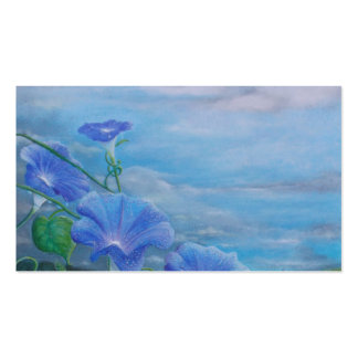"""Morning Glory Business Card, 3.5"""" x 2.0"""", 100 pack Pack Of Standard Business Cards"""