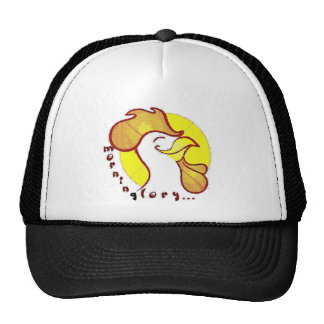 morning glory cap