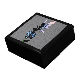 Morning Glory Shadow Fairy and Cosmic Cat Gift Box