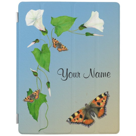 Morning Glory Tortoiseshell iPad Smart Cover iPad Cover