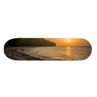 Morning Glow 21.3 Cm Mini Skateboard Deck