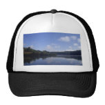 Morning Lake Mesh Hats