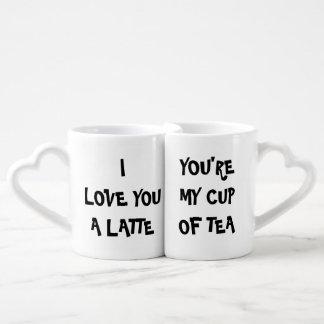 Morning Memories for Couples Mug
