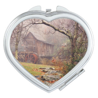 Morning Mist Compact Mirror