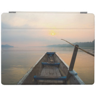 Morning off the lake with the boat iPad cover