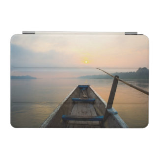 Morning off the lake with the boat iPad mini cover