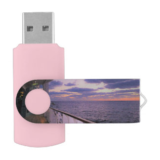 Morning on Board USB Flash Drive