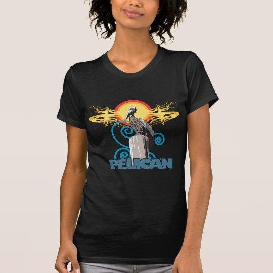 Morning Pelican T-Shirt