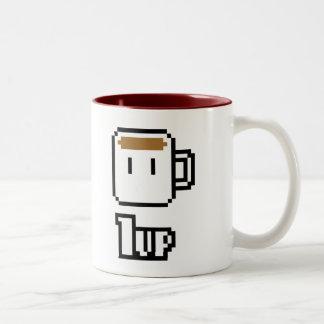 Morning Power Up Two-Tone Mug