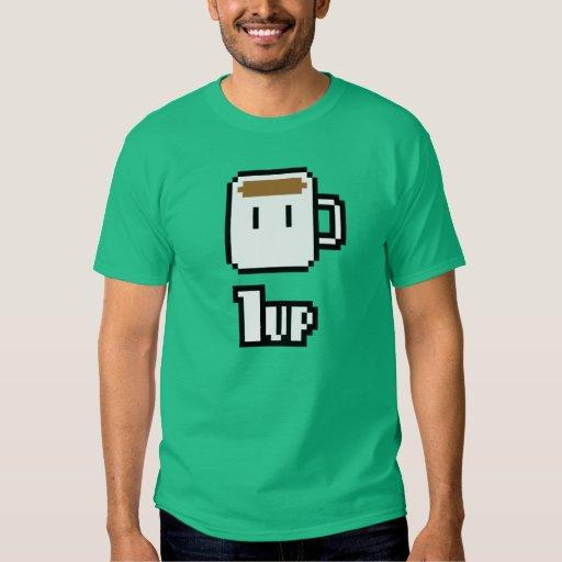 Morning Powerup Tee Shirts