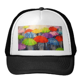 Morning rain cap