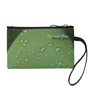 Morning Rain; Promotional Change Purse