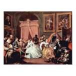 Morning Reception Of The Countess' By Hogarth Personalized Invites