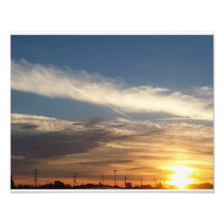 Morning Sky Photo Print
