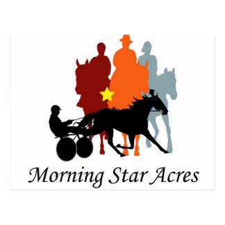 Morning Star Acres Post Cards