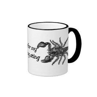 Morning Sting er - Mug 2