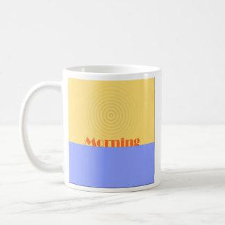 Morning sunrise mug. coffee mug