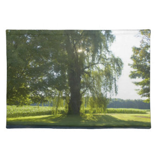 Morning Willow Placemats