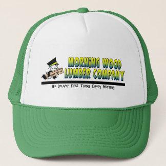 Morning Wood Lumber Company Trucker Hat