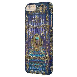 MorningGloria Elegant Monogram Barely There iPhone 6 Plus Case