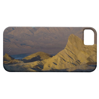 Mornings first light on  Zabriskie Point and 3 iPhone 5 Cover
