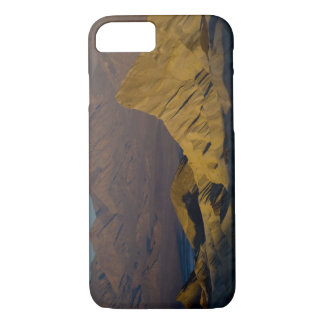 Mornings first light on  Zabriskie Point and 3 iPhone 7 Case