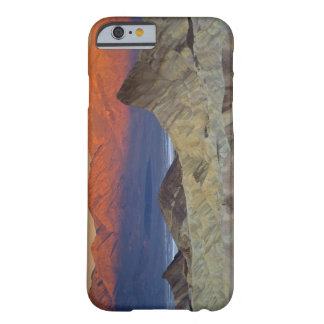 Mornings first light on  Zabriskie Point and Barely There iPhone 6 Case