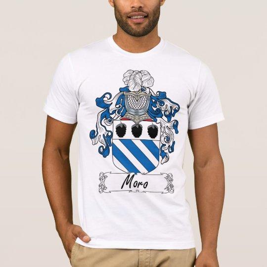 Moro Family Crest T-Shirt