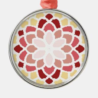 Moroccan Bloom Christmas Ornament